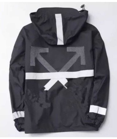 Off White X Moncler Windbreaker