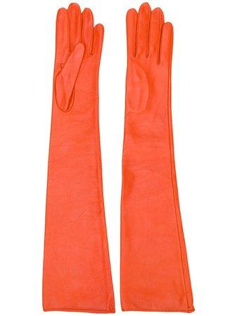 Manokhi elbow-length Gloves - Farfetch