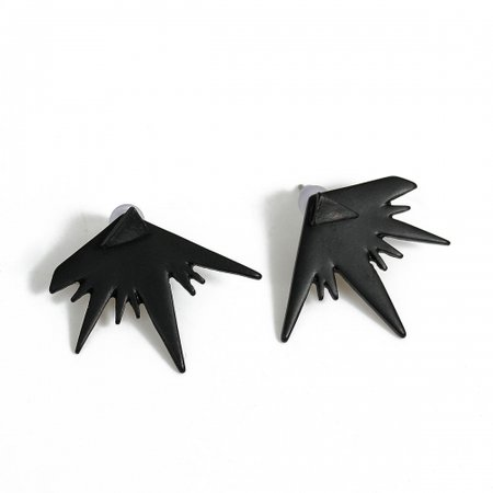 earrings black flame - Google-Suche