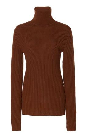 Merino Wool Turtleneck Sweater by Joseph   Moda Operandi