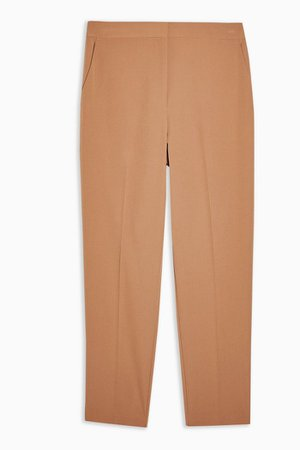 Camel Double Breasted Suit | Topshop