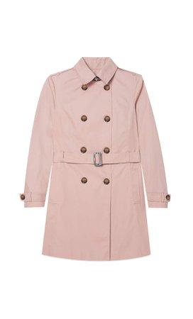 Basic trench coat - Women's Just in | Stradivarius United States