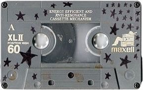 grey cassette filler png mood music aesthetic