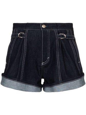 Chloé Short Jeans - Farfetch