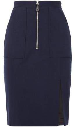 Pollard Wool-blend Pencil Skirt