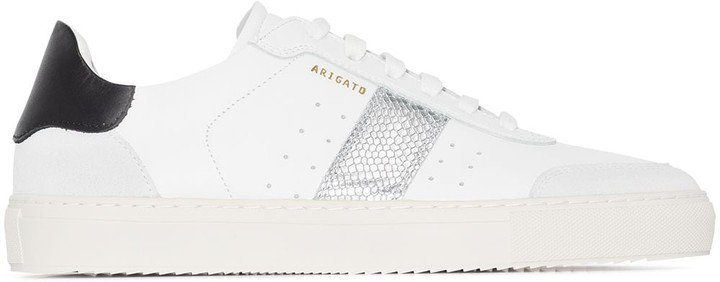 Dunk 2.0 leather sneakers