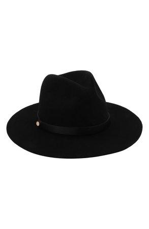 ALLSAINTS Long Brim Fedora Hat | Nordstrom