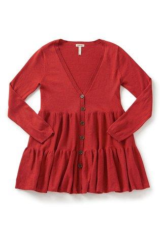 Love Me Tender Cardigan - Matilda Jane Clothing