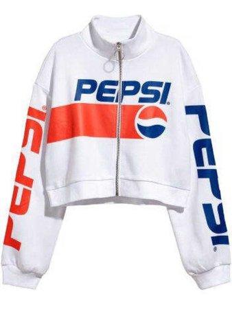 Pepsi jacket