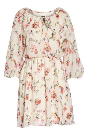 Adrianna Papell Bonita Oasis Floral Dress | Nordstrom