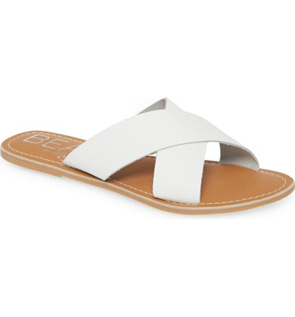 Coconuts by Matisse Pebble Slide Sandal (Women) | Nordstrom