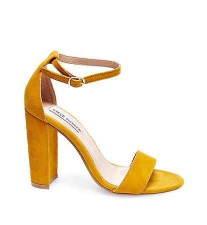 Steve-Madden-Yellow-Sandal