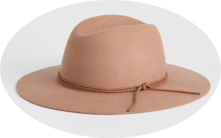 gap brim hat