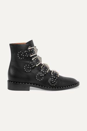 Givenchy biker boots | NET-A-PORTER