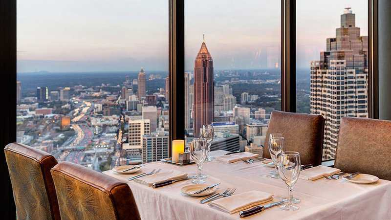 The 100 Most Scenic Restaurants in America, According to OpenTable | Food & Wine