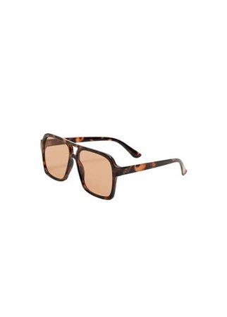 MANGO Retro style sunglasses