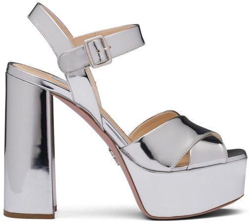 Ankles Strap Platform Sandals