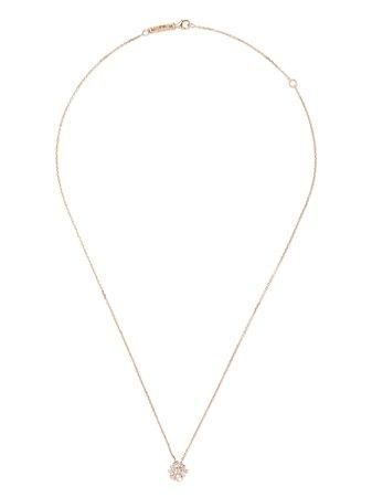 Suzanne Kalan Collar En Oro Rosa De 18kt Con Diamantes - Farfetch