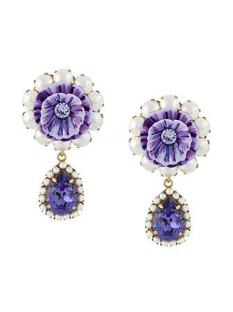 Dolce & Gabbana Orecchini Con Decorazione - Farfetch