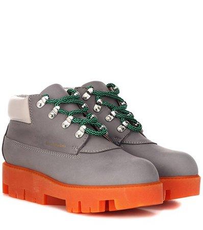 Tinnie nubuck ankle boots