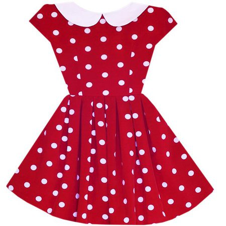 Minnie Dottie Wendy Dress – Bonne Chance Collections