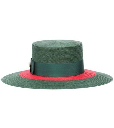 Papier wide brim hat