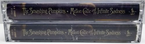 The Smashing Pumpkins Cassette Tapes Lot Of 2 mellon collie 57y | eBay