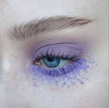 pretty blue yellow eyes aesthetic - Google Search
