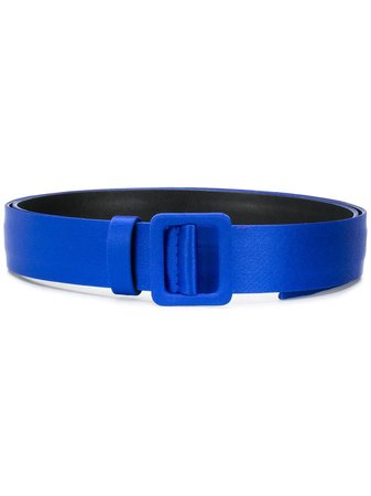 Ssheena Tonal Leather Belt - Farfetch
