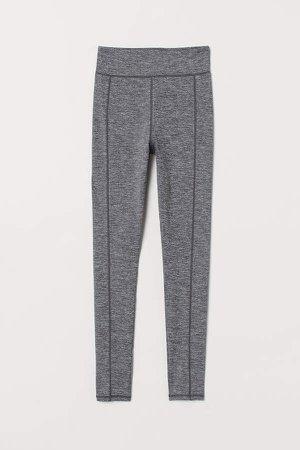 Leggings High Waist - Gray