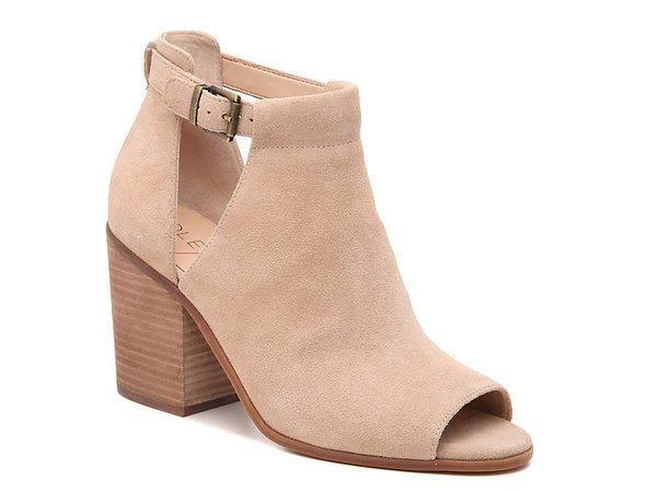 Sole Society Ferris Bootie Women's Shoes | DSW