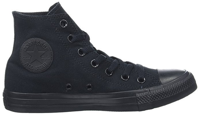 Converse Unisex Adults' Trainers Black Size: 4 UK: Amazon.co.uk: Shoes & Bags