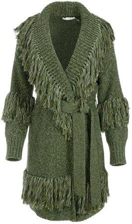 Astrid Shawl Collar Coat