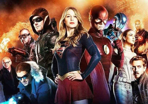 After SUPERGIRL, CW Not Looking To 'Add Anything Else' To DC Superhero Show Line-Up