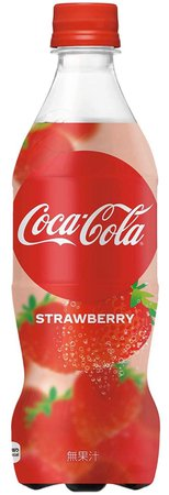 strawberry Coca-Cola