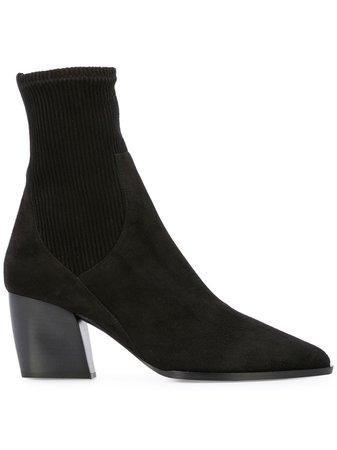 Pierre Hardy mid-heel ankle boots - FARFETCH