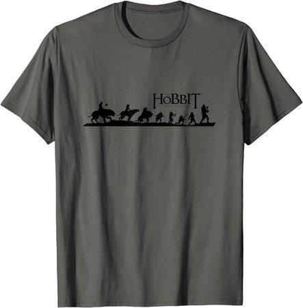 Amazon.com: Hobbit Marching T-Shirt: Clothing