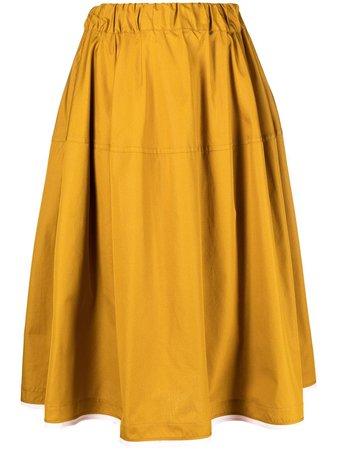 Marni high-waisted A-line skirt - FARFETCH
