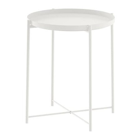 GLADOM Tray table - white - IKEA