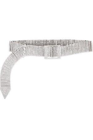 Altuzarra   Blitz Swarovski crystal-embellished silver-tone belt   NET-A-PORTER.COM