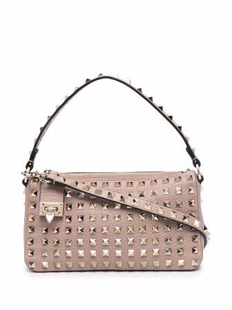 Valentino Garavani Rockstud Shoulder Bag - Farfetch
