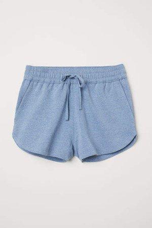 Sweatshorts - Blue