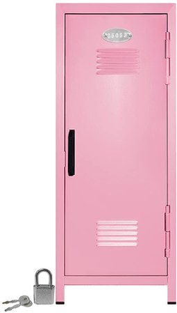 pink locker