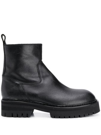 Ann Demeulemeester Bruxelle Chunky Chelsea Boots - Farfetch