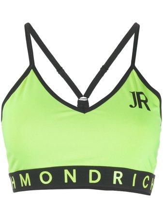 John Richmond Brassière De Sport à Bande Logo - Farfetch