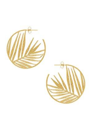 Palm Profile Hoops
