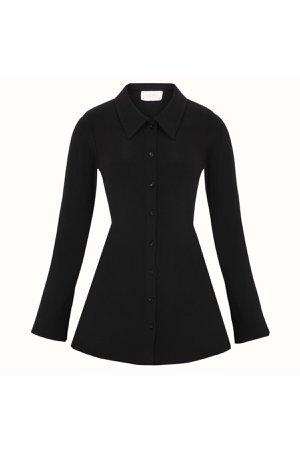 Naia İstanbul Kadın Siyah Kendall Gömlek Elbise | Trendyol