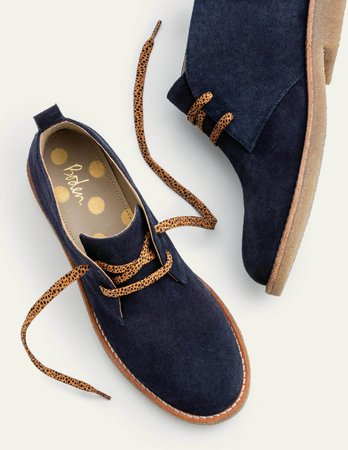 Cornwall Ankle Boots - Navy | Boden US