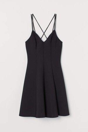 Scuba Dress - Black