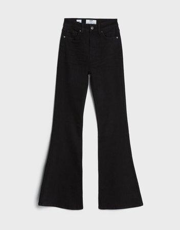 Flared jeans - Jeans - Woman   Bershka